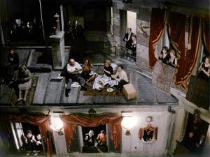 LE LOCATAIRE, 1976 directed by ROMAN POLANSKI (photo)