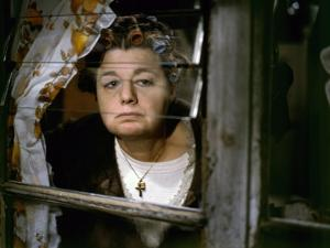 LE LOCATAIRE, 1976 directed by ROMAN POLANSKI Shelley Winters (photo)