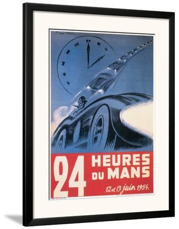 Le Mans 12 et 13 Juin 1954