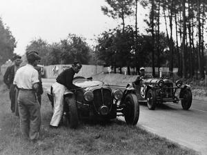 Le Mans 24 Hour Race, France, 1938