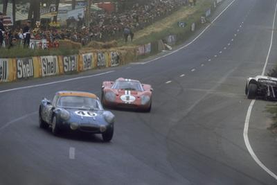 Le Mans 24 Hour Race, France, 1967