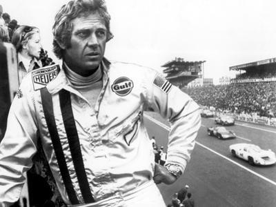 Le Mans, Steve Mcqueen, 1971