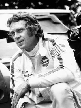 Le Mans, Steve Mcqueen, on Set, 1971