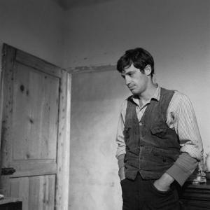 Le Mauvais Chemin LA VIACCIA by MauroBolognini with Jean-Paul Belmondo, 1961 (b/w photo)