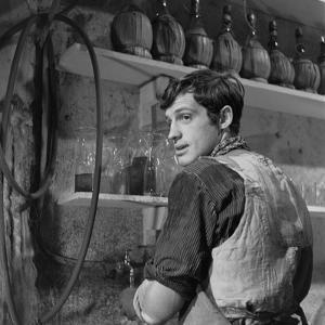 Le Mauvais Chemin LA VIACCIA by MauroBolognini with Jean-Paul Belmondo, 1961 (b/w photo)