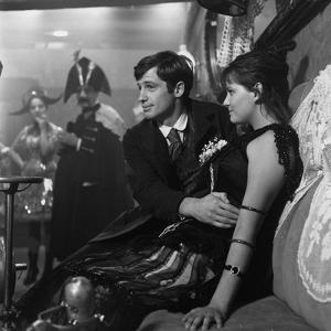 Le Mauvais Chemin LA VIACCIA by MauroBolognini with Jean-Paul Belmondo and Claudia Cardinale, 1961
