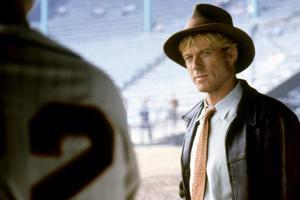 Le Meilleur THE NATURAL by Barry Levinson with Robert Redford, 1984 (photo)