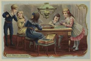Le Nain-Jaune, French Card Game