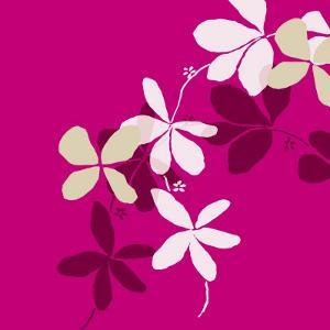 Fuchsia Kerala by Le'onor Mataillet