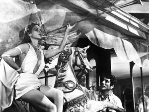 Le Plaisir De Max Ophuls Avec Simone Simon, Daniel Gelin, 1952 (D'Apres Guy De Maupassant)