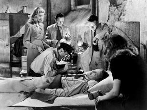 Le Port by l'Angoisse TO HAVE AND HAVE NOT by Howard Hawks, 1944