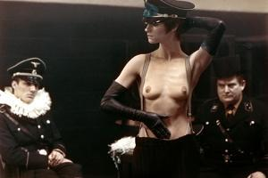 Le portier by nuit The Night Porter by Liliana Cavani with Charlotte Rampling, 1974 (photo)