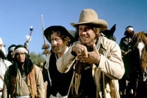 Le Rabbin au Far West THE FRISCO KID by Robert Aldrich with Gene Wilder and Harrison Ford, 1979 (ph
