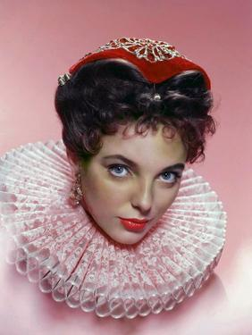 Le Seigneur by l' AventureTHE VIRGIN QUEEN by HenryKoster with Joan Collins, 1955 (photo)
