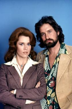 Le Syndrome Chinois THE CHINA SYNDROME by James Bridges with Michael Douglas and Jane Fonda, 1979 (