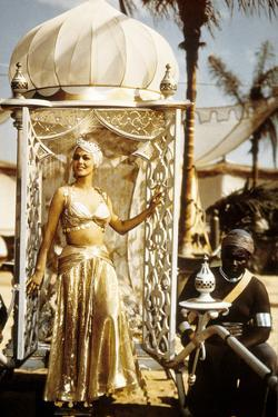 Le Telefilm Arabian Nights De Steve Barron Avec Maria Montez Dans Le Role De Sheherazade, 1942