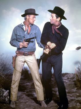 Le tresor du pendu The Law and Jake Wade by John Sturges with Richard Widmark and Robert Taylor, 19