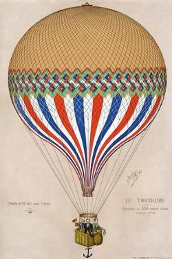 Le Tricolore, Publ. 1874