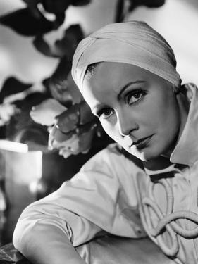 Le Voile des illusions THE PAINTED VEIL by Richard Boleslawski with Greta Garbo, 1934 (b/w photo)