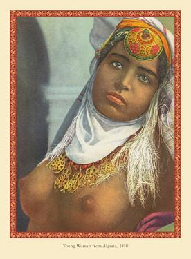 Young Woman from Algeria by Le?vy & Neurdein