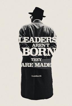 Leaders Are Made