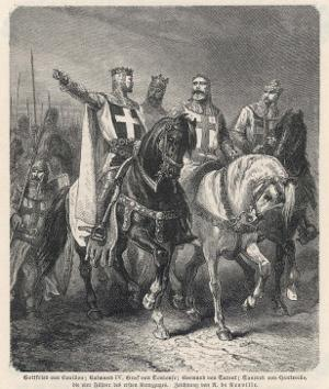 Leaders of the First Crusade