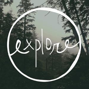 Explore Oregon Forest by Leah Flores