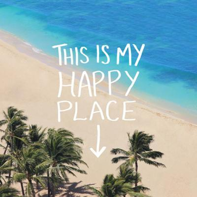 Happy Place Hawaii by Leah Flores