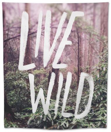 Live Wild Oregon by Leah Flores