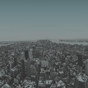 Manhattan by Leah Flores