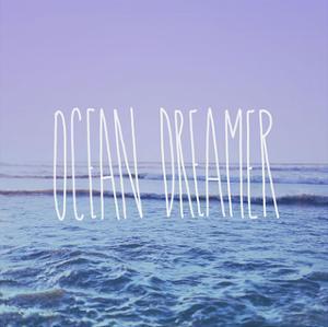 Ocean Dreamer by Leah Flores