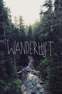 Wanderlust: Rainier Creek by Leah Flores