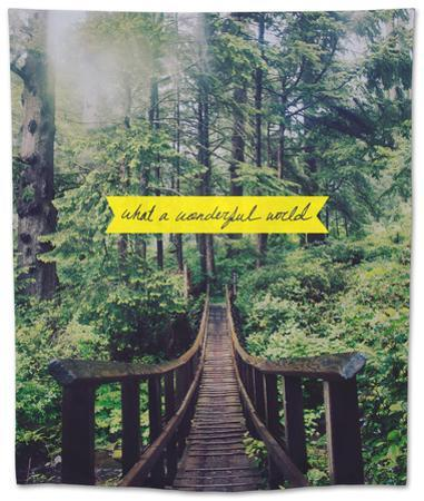 Wonderful World by Leah Flores