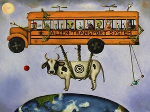 Alien Transport by Leah Saulnier