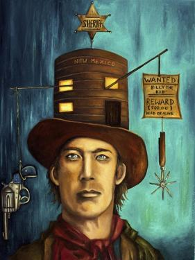 Billy the Kid by Leah Saulnier
