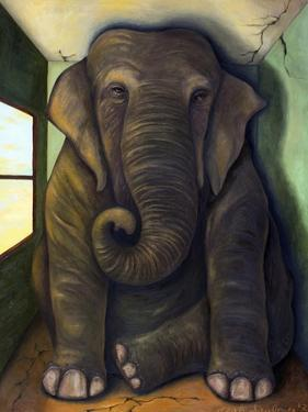 Elephant in the Room by Leah Saulnier