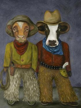 Real Cowboys by Leah Saulnier