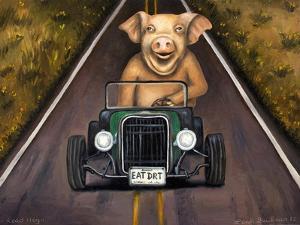 Road Hog by Leah Saulnier