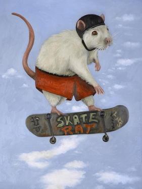 Skate Rat by Leah Saulnier