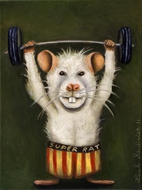 Super Rat by Leah Saulnier