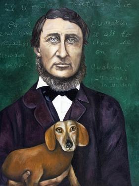 Thoreau by Leah Saulnier