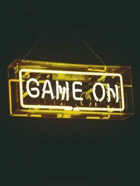 Game On by Leah Straatsma