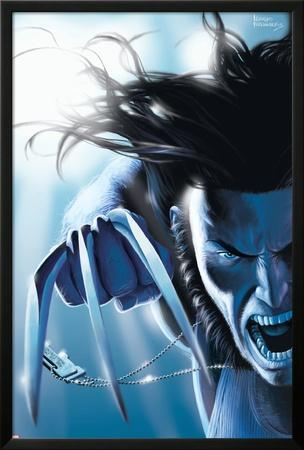 Wolverine No.11 Cover: Wolverine by Leandro Fernandez