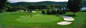 Leatherstocking Golf Course, New York State, USA