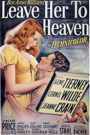 Leave Her To Heaven, 1945, Directed by John M. Stahl
