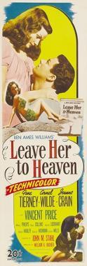 Leave Her To Heaven, 1945