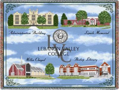 Lebanon Valley College, Buildings