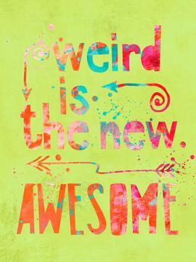 Awesome Weird 2 by Lebens Art