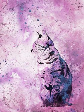 Cat by Lebens Art