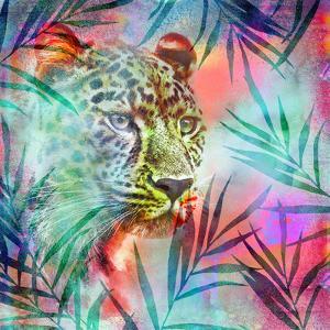 Cheetah 1 by Lebens Art